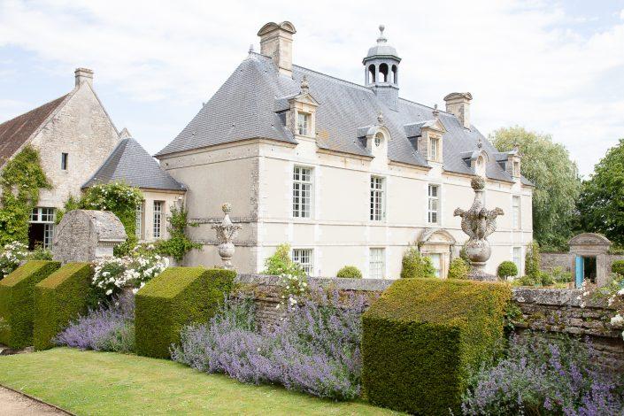 Alte Häuser und Schlösser werden schön in Szene gesetzt