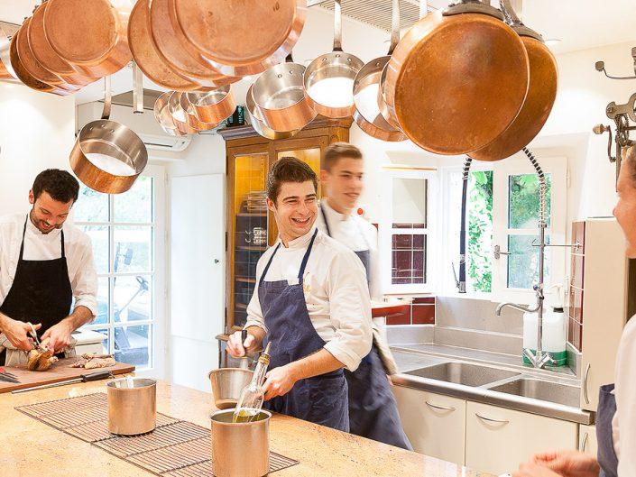 Koch und Küchenfotos - Lifestyle