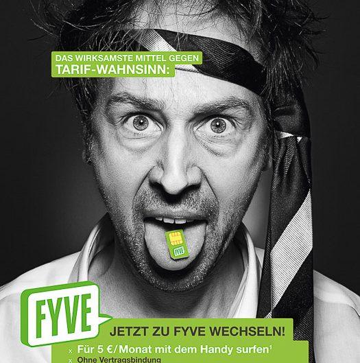 Werbekampagne für FYFE