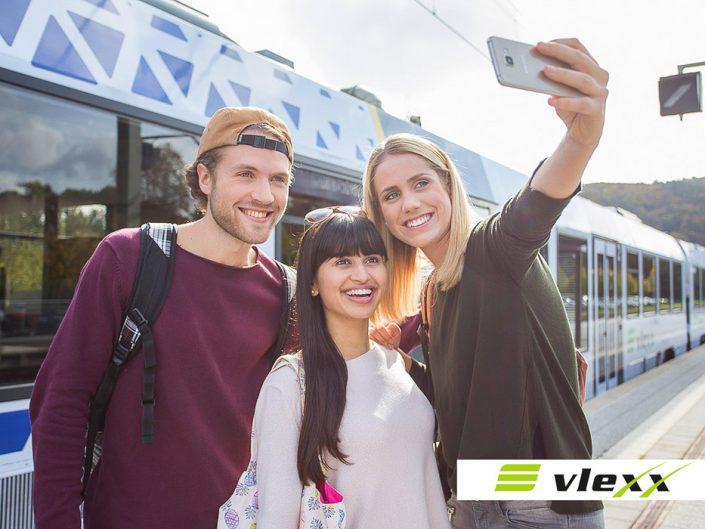 Vlexx für die Werbeagentur Heimrich und Hannot