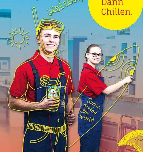 Werbekampagne für die Kölner Innung Heizung und Sanitär