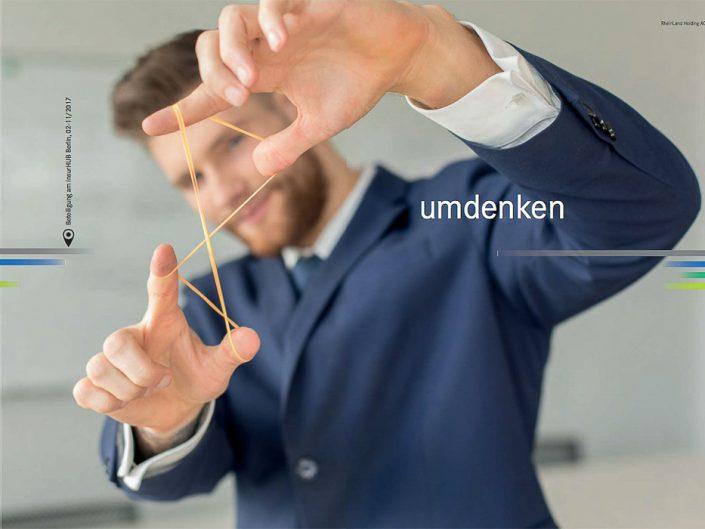 Geschäftsbericht der Rheinland Versicherung